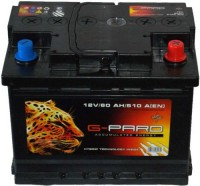 Автоаккумулятор G-Pard Standard