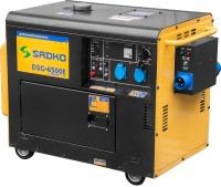 Электрогенератор SADKO DSG-6500E ATS