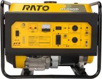 Электрогенератор Rato R6000D