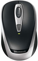 Мышка Microsoft Wireless Mobile Mouse 3000
