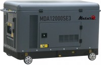 Электрогенератор Matari MDA12000SE3