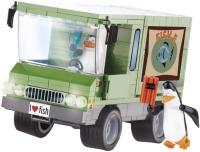 Фото - Конструктор COBI Fish-E Delivery Truck 26171
