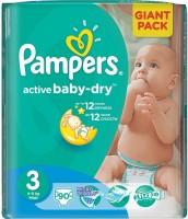Фото - Подгузники Pampers Active Baby-Dry 3 / 54 pcs