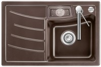 Кухонная мойка SystemCeram Vega 78