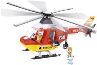 Фото - Конструктор COBI Rescue Helicopter 1762