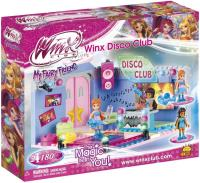 Конструктор COBI Winx Disco Club 25181