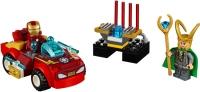 Фото - Конструктор Lego Iron Man vs Loki 10721