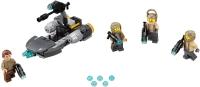 Фото - Конструктор Lego Resistance Trooper Battle Pack 75131