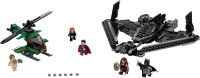 Фото - Конструктор Lego Heroes of Justice Sky High Battle 76046