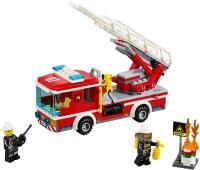 Фото - Конструктор Lego Fire Ladder Truck 60107