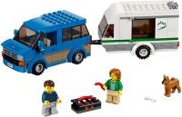 Фото - Конструктор Lego Van and Caravan 60117