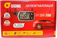 Автосигнализация Sigma SM-700