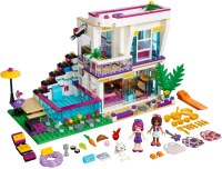 Фото - Конструктор Lego Livis Pop Star House 41135