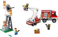 Фото - Конструктор Lego Fire Utility Truck 60111