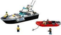 Фото - Конструктор Lego Police Patrol Boat 60129