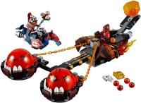 Фото - Конструктор Lego Beast Masters Chaos Chariot 70314