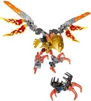 Фото - Конструктор Lego Ikir Creature of Fire 71303