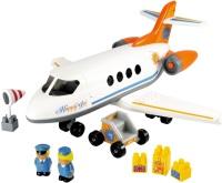 Фото - Конструктор Ecoiffier Happy Jet Plane 3045