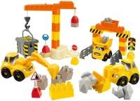 Конструктор Ecoiffier Construction Engineering 3085