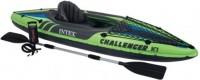 Надувная лодка Intex Challenger K1