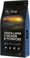 Фото - Корм для собак Profine Junior Large Breed Chicken/Potatoes 3 kg