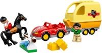 Фото - Конструктор Lego Horse Trailer 10807