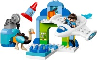 Фото - Конструктор Lego Miles Stellosphere Hangar 10826