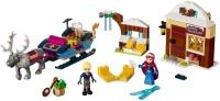 Фото - Конструктор Lego Anna and Kristoffs Sleigh Adventure 41066