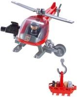 Конструктор Ecoiffier Helicopter Fire Brigade 3214