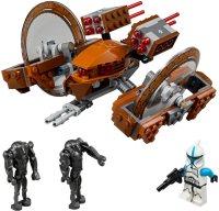 Фото - Конструктор Lego Hailfire Droid 75085