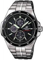 Фото - Наручные часы Casio EF-340SB-1A1VEF