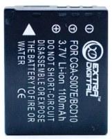 Аккумулятор для камеры Extra Digital Panasonic CGA-S007E