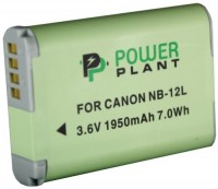 Фото - Аккумулятор для камеры Power Plant Canon NB-12L