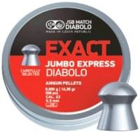 Пули и патроны JSB Exact Jumbo Express 5.52 mm 0.93 g 500 pcs