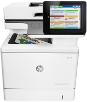 МФУ HP LaserJet Enterprise 500 M577DN
