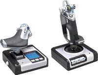 Игровой манипулятор Mad Catz X52 Flight Control System