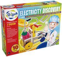 Конструктор Gigo Electricity Discovery 7059