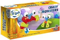 Конструктор Gigo Crazy Monsters 7261