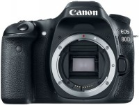 Фото - Фотоаппарат Canon EOS 80D body