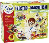Конструктор Gigo Electro-Magnetism 7344