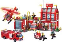 Фото - Конструктор Brick Fire Control Regional Bureau 911