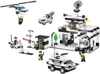 Конструктор Brick Super Police 40229