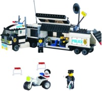Конструктор Brick Riot Tracking Car 128
