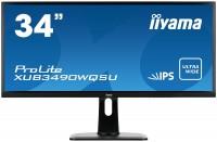 Монитор Iiyama ProLite XUB3490WQSU