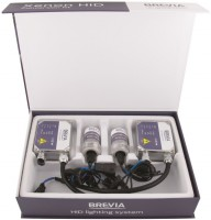 Фото - Ксеноновые лампы Brevia H1 6000K Super Slim Ballast 14162