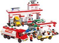 Фото - Конструктор Sluban Automobile Service Center M38-B2900