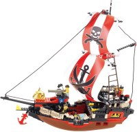 Конструктор Sluban Ship Revenge Queen M38-B0127