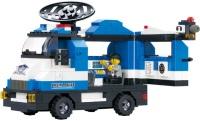 Фото - Конструктор Sluban Mobile Command Vehicle M38-B0187
