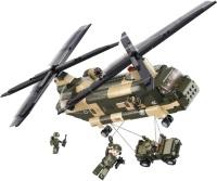 Конструктор Sluban Transport Helicopter M38-B0508