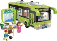 Конструктор Brick City Buses 1121
